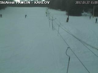 Webcam Skigebiet Mala Moravka - Karlov cam 10 - Altvatergebirge